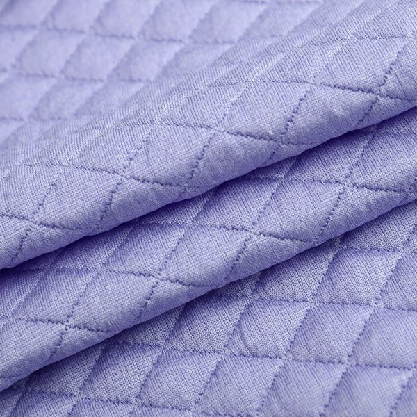 Quilted fabric for t-shirt manufacturing in india