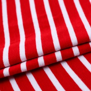 Stripes fabric for t-shirt bulk production in Tirupur