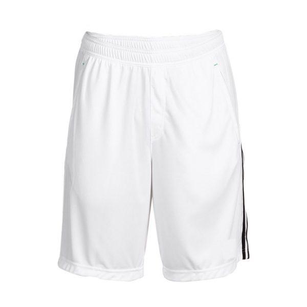 White Mens Bermudas-jjsoftwear