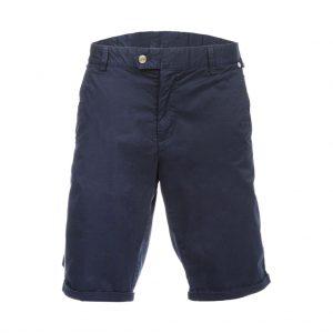 Dark Blue Mens Bermudas-jjsoftwear