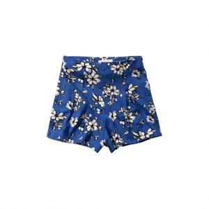 Violet Womens capri - shorts-JJsoftwear