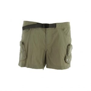 Green Womens capri - shorts-JJsoftwear