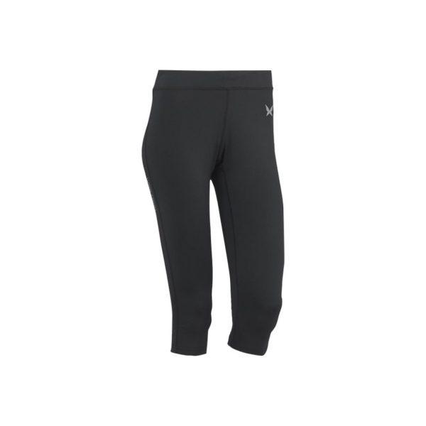 Black Womens capri - shorts-JJsoftwear