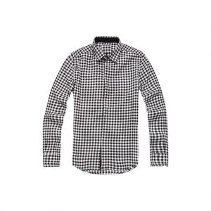 Black And White Mens Casual Wear-jjsoftwear