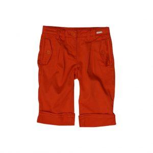 Red kids bermudas-jjsoftwear