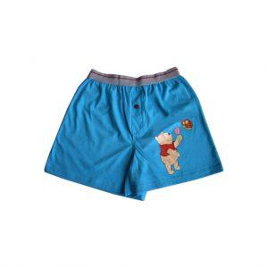 Blue kids Boxer-JJsoftwear
