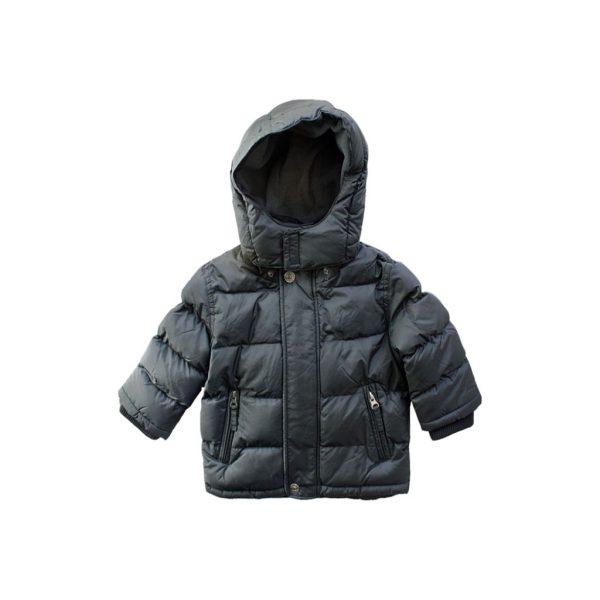 Black kids jackets-jjsoftwear