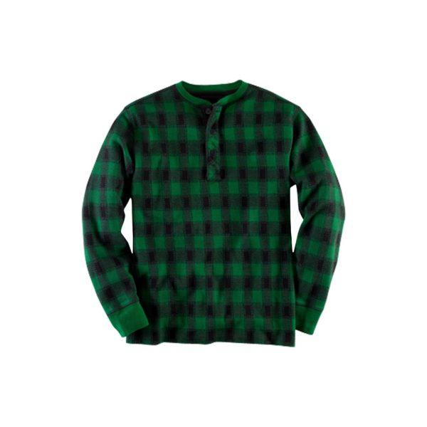 Green kids polo T-shirts-JJsoftwear