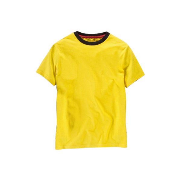 Yellow Kids Polo T-shirts-JJsoftwear