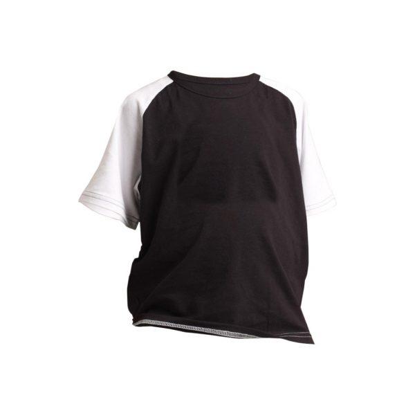 Black and White kids T-shirts-JJsoftwear