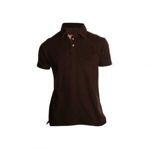 Brown kids T-shirts-JJsoftwear