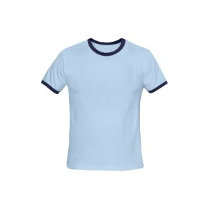 Blue kids T-shirts-JJsoftwear