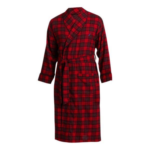 Red Mens Lounge Wear-JJsoftwear