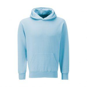Cyan Men's Hooded Jacket-JJsoftwear
