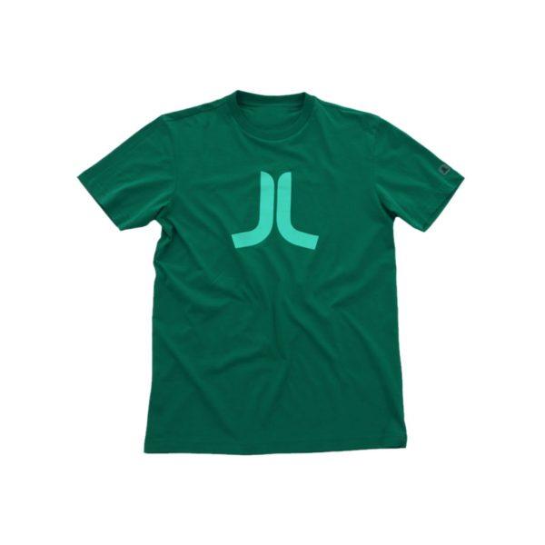Green Mens T-shirts-JJsoftwear