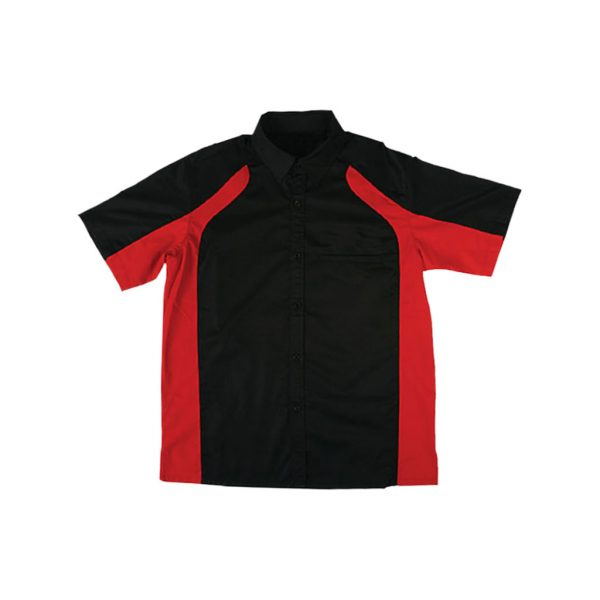 Black and Red Mens T-shirts-JJsoftwear