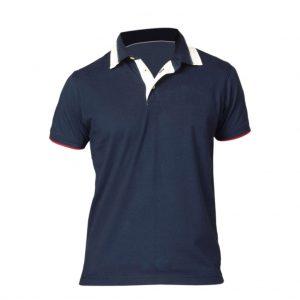 Dark Blue Mens Blue T-shirts-JJsoftwear