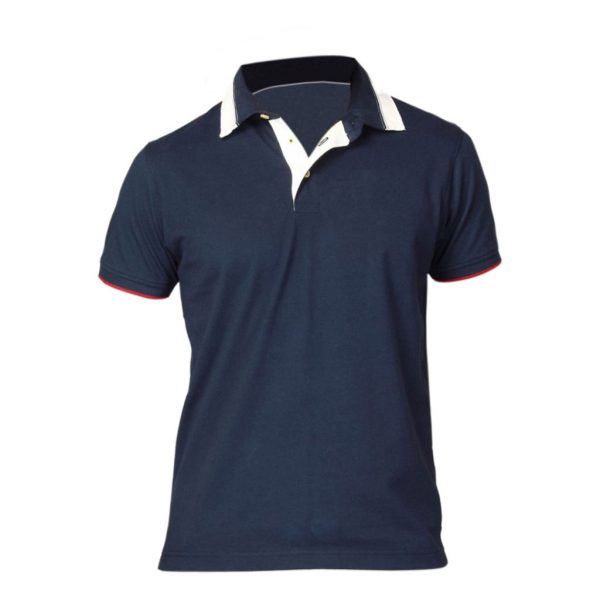 Dark Blue Mens Blue T-shirts-JJsoftwear