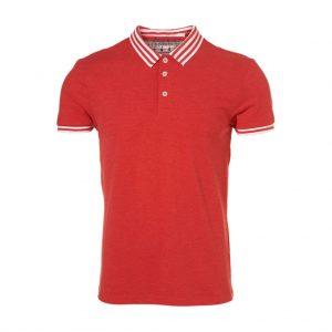 Mens Red T-shirts-JJsoftwear