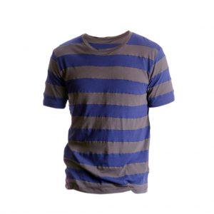 Violet Mens Crew Neck T-Shirts-JJsoftwear