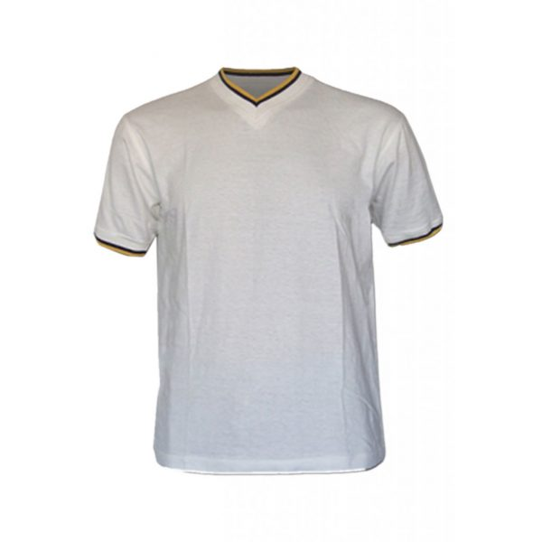 Silver Mens Crew Neck T-Shirts-JJsoftwear
