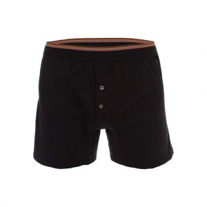 Black Men's Boxer-JJsoftwear