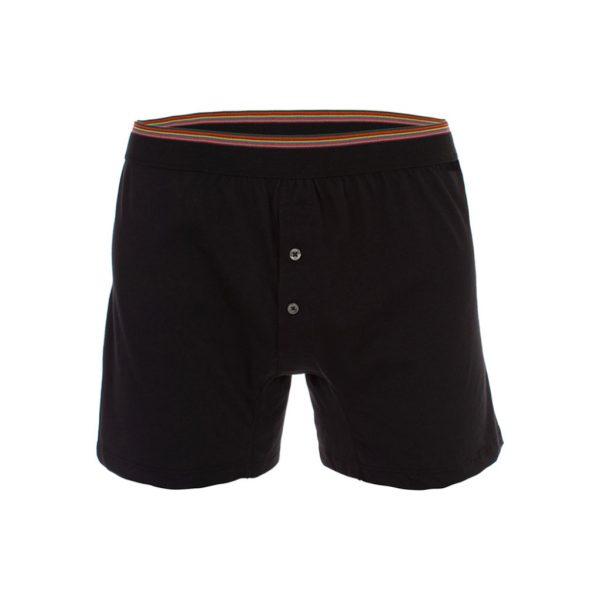 Black Men's Boxer-JJsoftwear