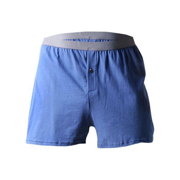 Blue Men's Boxer-JJsoftwear