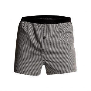 Grey Men's Boxer-JJsoftwear