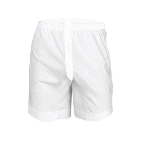 White Men's Boxer-JJsoftwear
