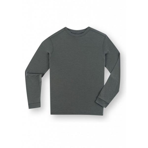 Dry Green Mens Long Sleeve T-Shirts-JJsoftwear