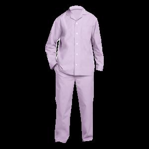 Light Rose Mens Pajamas-JJsoftwear