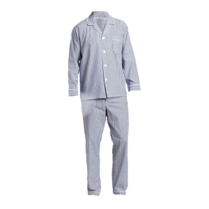Grey Mens Pajamas-JJsoftwear