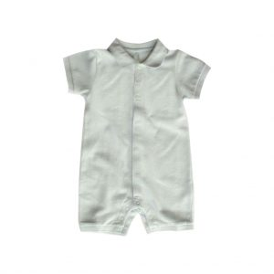 White Kids Romper Wears-JJsoftwear