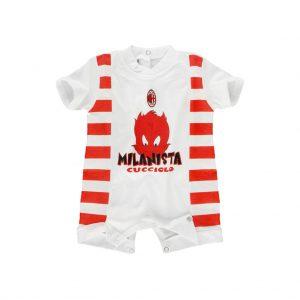 Red and White Kids Romper Wears-JJsoftwear