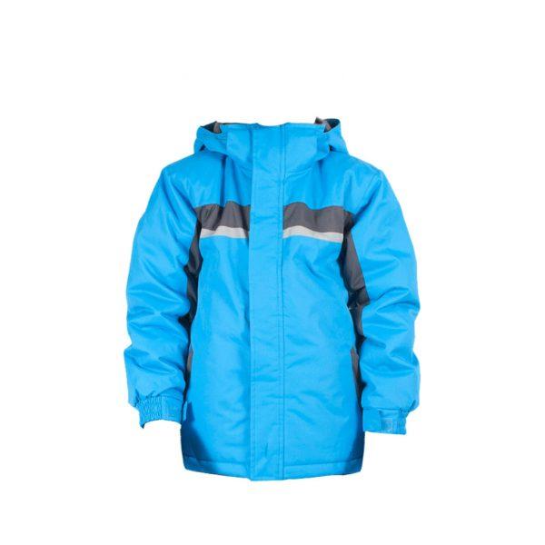 Kids Blue ski jackets-jjsoftwear