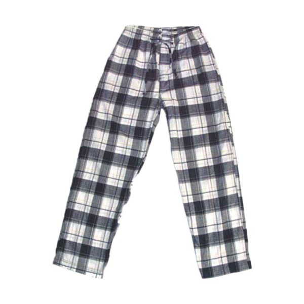 White And Grey Mens Sleeping wear-JJsoftwear