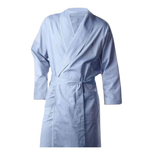 Light Blue Mens Sleeping wear-JJsoftwear