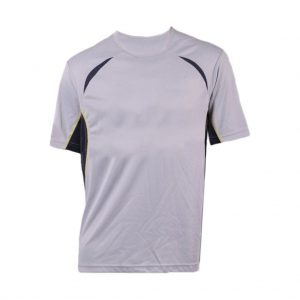 Silver Mens Sports Wear-JJsoftwear