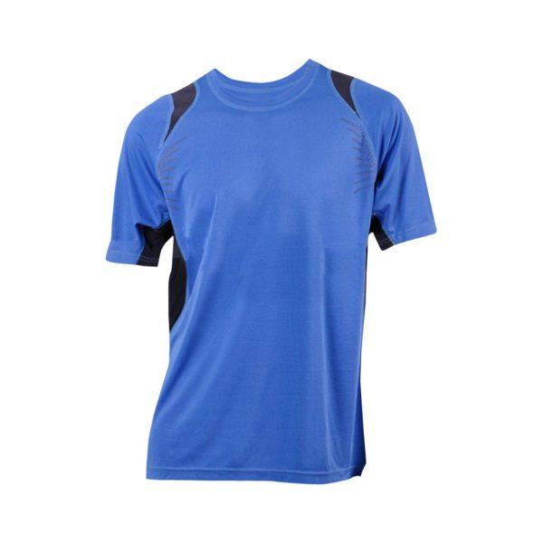 Blue Mens Sports Wear-JJsoftwear