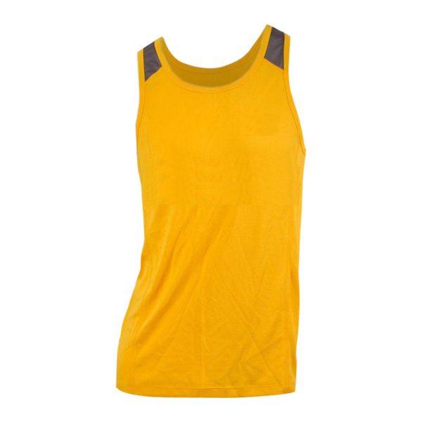 Yellow Mens Sports Wear-JJsoftwear