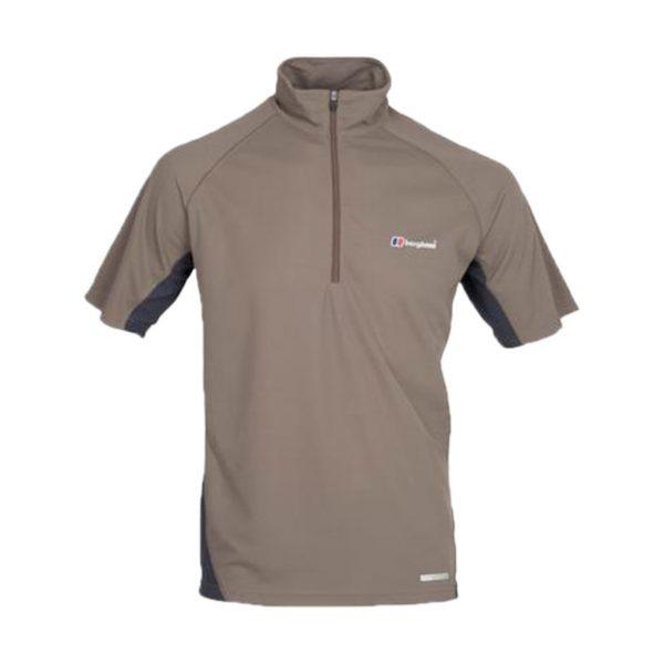 Brown Mens Sports Wear-JJsoftwear