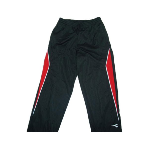 Red And Black Mens Sports Wear-JJsoftwear