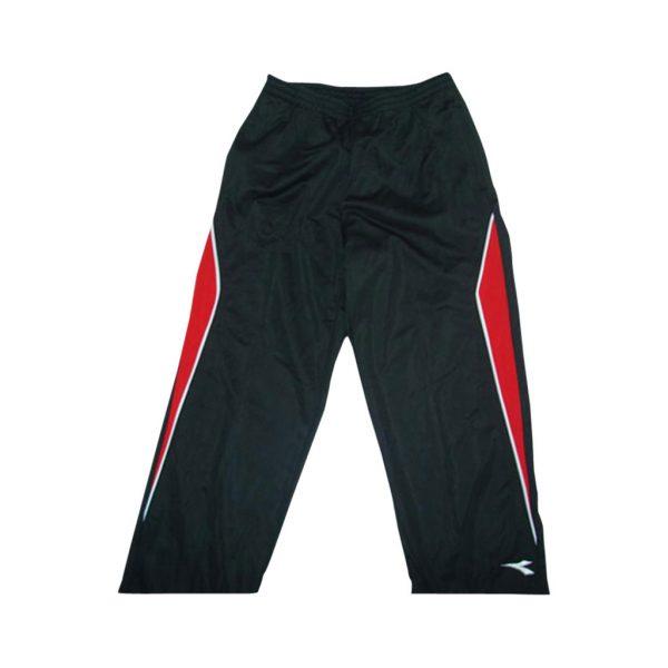 Red and Black Mens Sports Wear-JJsoftwear