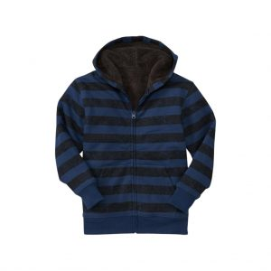 Black and Blue Kids Sweat Shirts-JJsoftwear