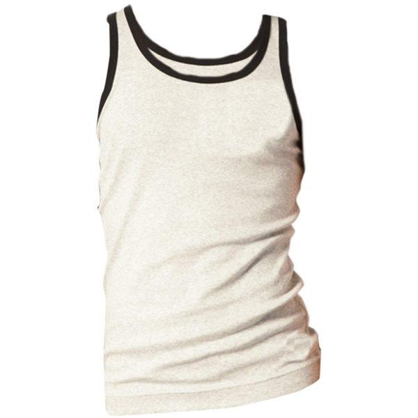 Wheat Mens Tank tops-JJsoftwear