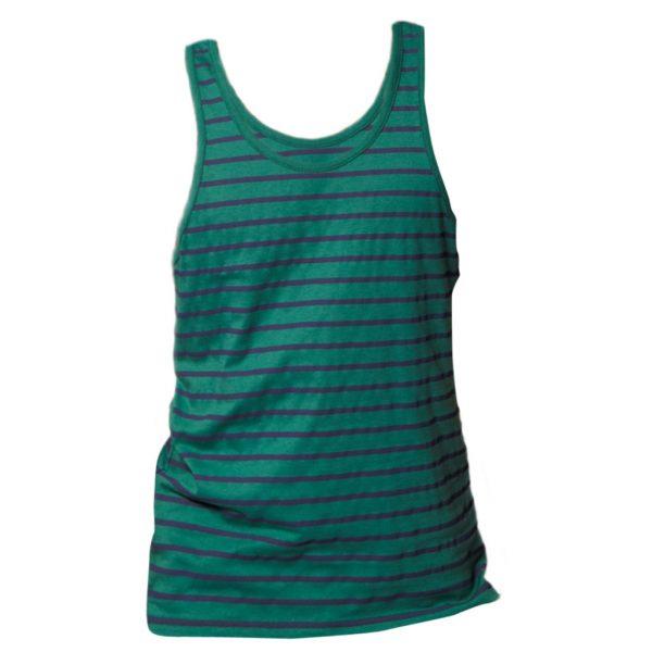 Green Mens Tank tops-JJsoftwear