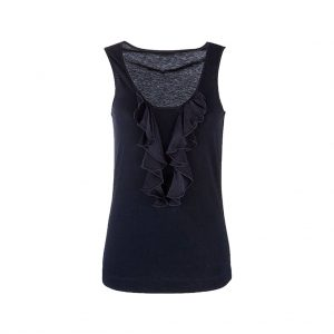 Black Womens tops-JJsoftwear