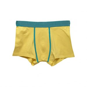 Yellow Mens Under Wear-JJsoftwear