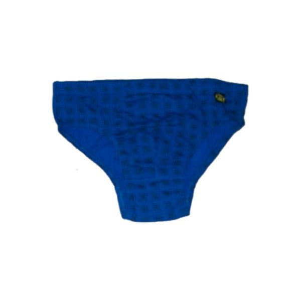 Blue Mens Under Wear-JJsoftwear